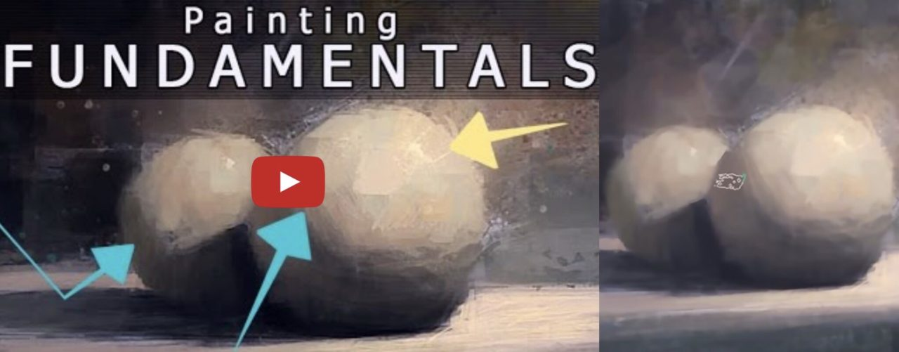 Marco Bucci Art Fundamentals Video Tutorial